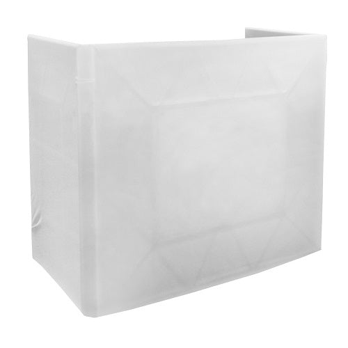 American DJ Pro-Ets Pro Event Table Scrim - White