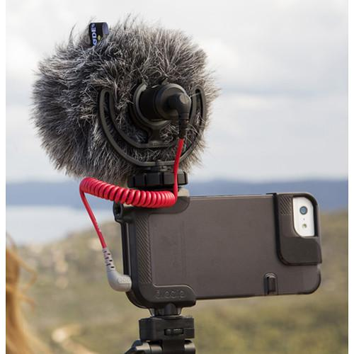 RODE WS9 DELUXE WINDSHIELD FOR RODE VIDEOMICRO AMP VIDEOMIC ME