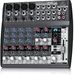Behringer Xenyx 1202FX 8-Channel Mixer - Red One Music