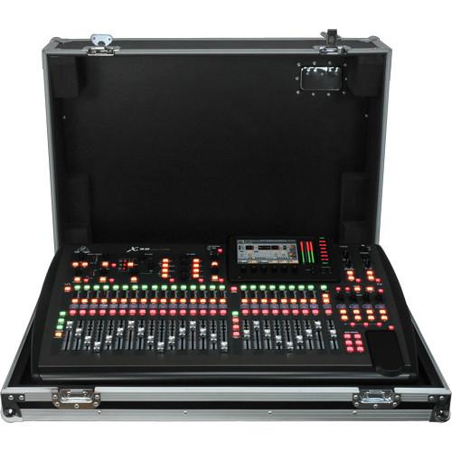 BEHRINGER X32-TP DIGITAL AUDIO MIXER W ROAD CASE