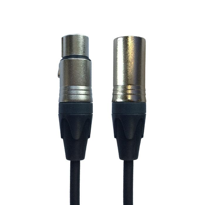 STANDZ  STXLR-3 3 FOOT XLR MICROPHONE CABLE