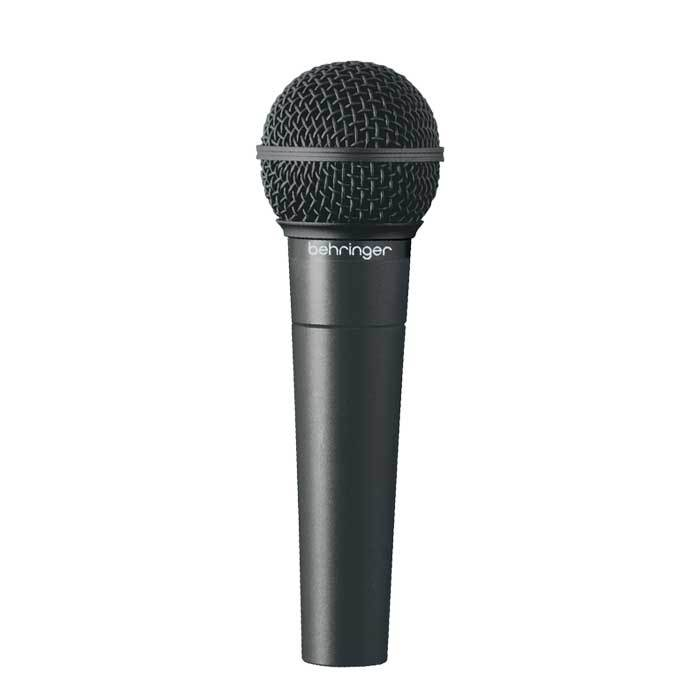 Behringer Xm8500 Microphone Vocal Cardioïde Dynamique - Red One Music