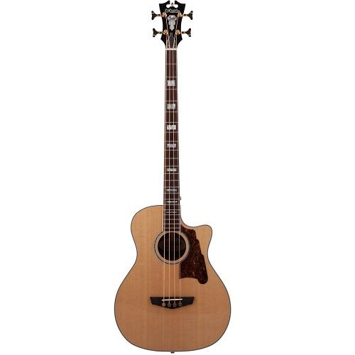 D'Angelico Daeb700Nacgp Natural Acoustic Bass