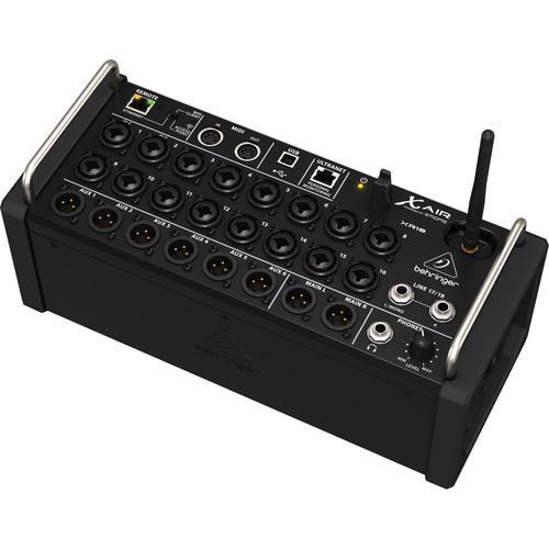 Behringer XR18 18-Channel Digital Mixer For Tablets - Red One Music