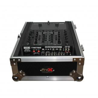 ProX XS-M10 Fits Pioneer DJM-S9 Mixer Flight Case - Red One Music