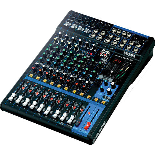 Yamaha Mg12Xu 12-Input Mixer With Built-In Fx