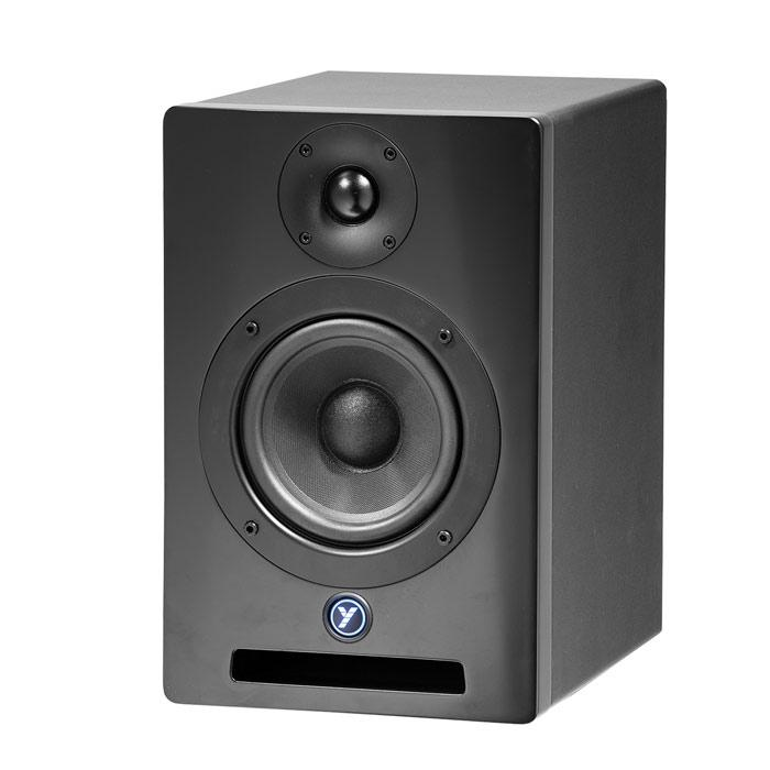 Yorkville YSM5 Moniteur de studio alimenté 5 55 W - Red One Music