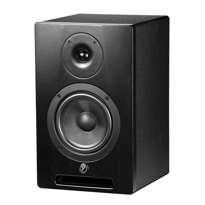 Yorkville YSM6 Moniteur de studio alimenté 65 68 W - Red One Music
