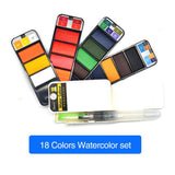 Collapsible Watercolor Kit