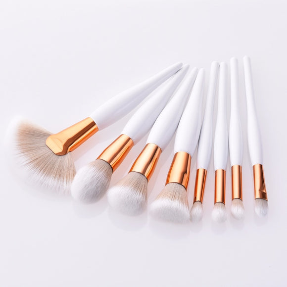 Opulence Makeup Brush Set [8 Pcs]