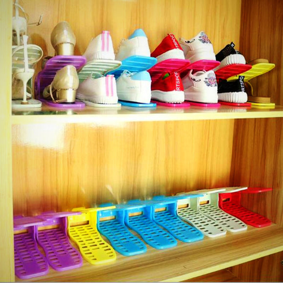 Adjustable Shoe Organizers