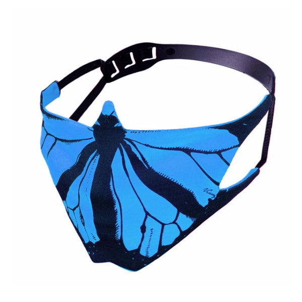 THE CHRYSALIS LAB Aqua Butterfly Mask
