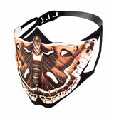 THE CHRYSALIS LAB Terra Cecropia Moth Mask