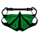 THE CHRYSALIS LAB Green Butterfly Mask