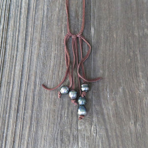 Limu Tahitian Pearl Necklace