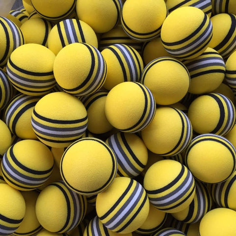 50pcs/bag Foam Golf Balls