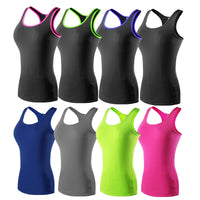NEW Women Sleeveless T-shirts