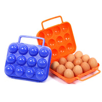 Camping Egg Box Container