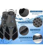 Adjustable Swimming Fins
