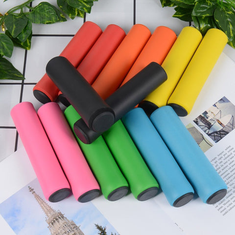 1Pair Silicone Cycling Bicycle Grips