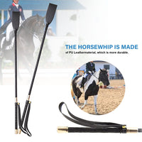 Leather Horse Whip