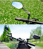 Bicycle Reflector Rear View Mirror