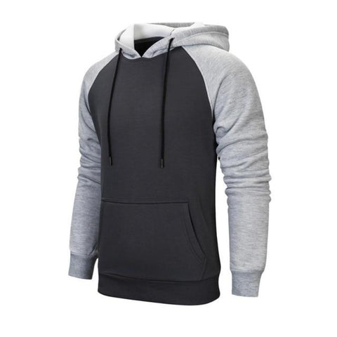 Men Hoodies Sweatshirts Big Pocket
