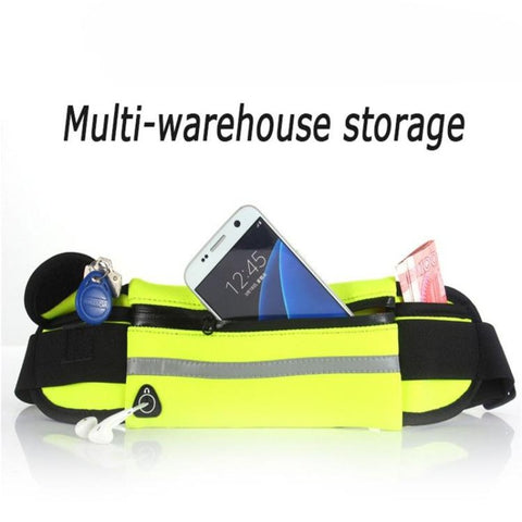 Running Waist Bag Waterproof