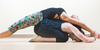 Halfmoon - Partner Yoga — Restore Together