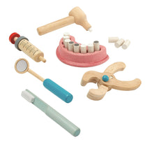 Lade das Bild in den Galerie-Viewer, Dentist Set von Plantoys