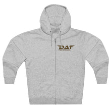 Load image into Gallery viewer, Smallmouth Bass Zip Hoodie