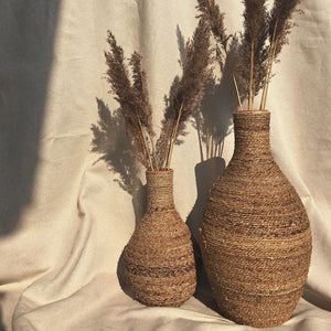 Duo rope vases