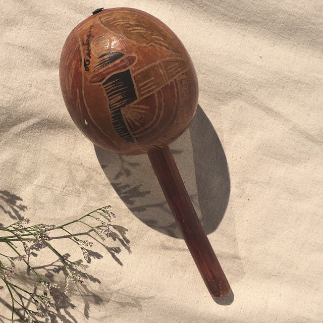 Colombian rattle