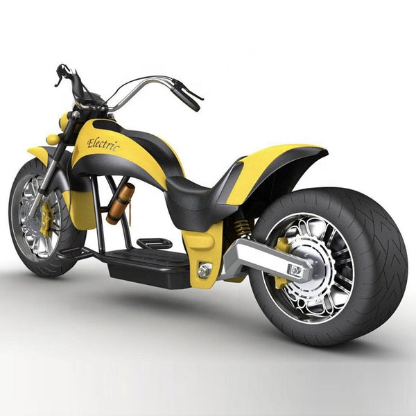 wholesale! electric scooter (chopper) Rooder VIN COC EEC citycoco - gadgetslines