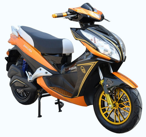 wholesale! electric scooter2019 Sakura powerful electric motorcycle - gadgetslines