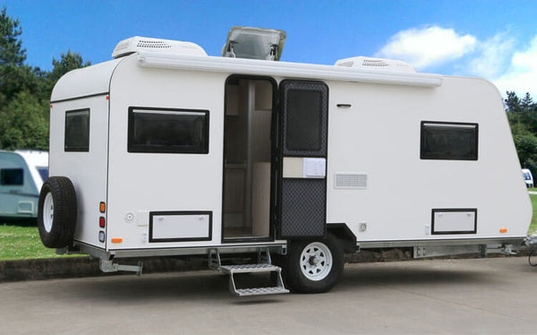 KINLIFE 2020 luxury travel trailers caravan travel trailers frames accessories with