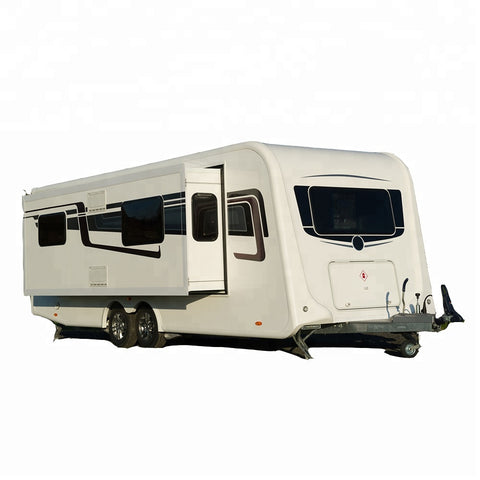 New Smart Australian Travel Home Mobile Home Trailer with Sliding System