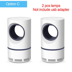 Led Mosquito Killer Lamp UV Night Light USB Insect Killer Bug Zapper Mosquito Trap Lantern Repellent Lamp For Dropshipper - gadgetslines
