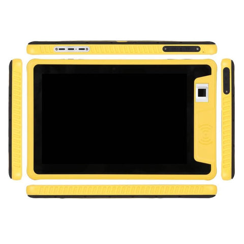 IP66 Waterproof 10.1 inch rugged android 7.0 tablet with NFC Fingerprint Unlock 4G LTE tablet pc - gadgetslines