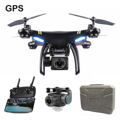Pro GPS Drone With Camera HD WIFI Dron Altitude Hold Follow Me RC Quadrocopter 300m fpv Drone With Headless Mode Toys - gadgetslines
