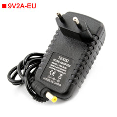 Power Supply 9V Adapter Charger DC 9V 1A 2A 3A 4A 5A Power Adapter Switching 220V to 9V Power Adapter  For Led Light Lamp - gadgetslines