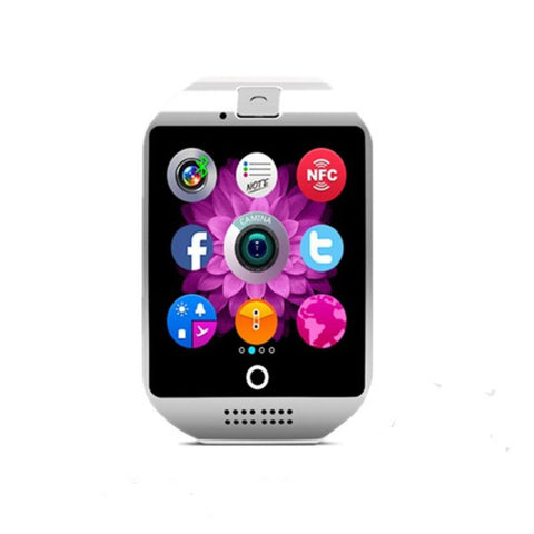 Bluetooth Smart Watch Touch Screen With Music Player, Cell Phone Watch, Remote Camera, Message Reminder - gadgetslines