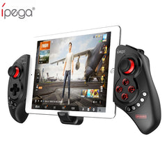 Bluetooth 4.0 Wireless Gamepad for iPad Android Tablet Smart TV Portable Stretchable Joystick Game Controller for Mobile Phone - gadgetslines