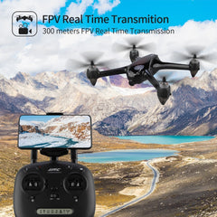 JJRC JJPRO X8 GPS Drone with FPV 1080p HD Camera 5G WIFI Professional Quadrocopter Wide Angle Long Range Follow Me RC Quadcopter -