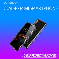New 4G Mini Smartphone Android 7.1 Cell Phone Google play Dual SIM 3.2 Inch Mobile Phone MTK6739 WiFi GPS Bluetooth - gadgetslines