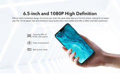 New Arrival Global Version Honor 9X Lite Smartphone 4G 128G 48MP Camera Kirin 710 6.5'' Mobile Phone Android P GPU Turbo 3.0 NFC