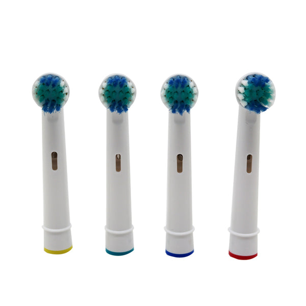 4PCS Electric Tooth brush Heads Replacement for Braun Oral B Teeth Clean - gadgetslines