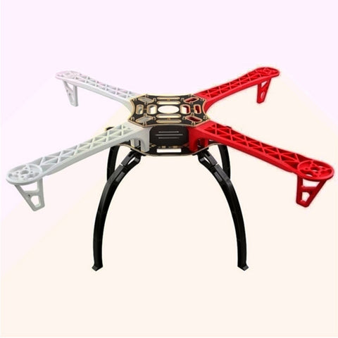 QX-Motor F450 Quadcopter Frame with Integrated PCB Fullset kit RC hobby DIY quad drone FPV Assembled Class Quadrocopter - gadgetslines