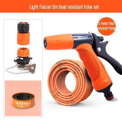 High-pressure Car Wash Water Grab Household Water Gun Connector Car Wash Artifact Flexible Garden Hose Set Nozzle Watering Tool - gadgetslines