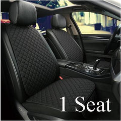 Car seat cushions Car Seat Protector Automobile Seat Cushion Pad Mat for Auto Front Car Styling Interior Accessories Seat Covers -